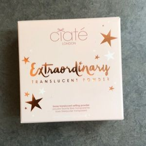 CIATÉ LONDON Extraordinary Translucent Powder